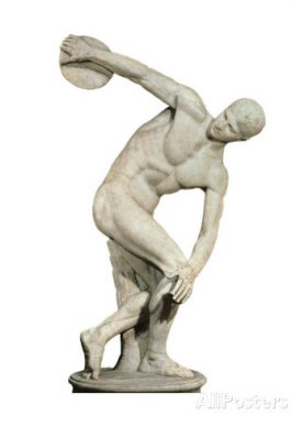 discobolus-of-myron-replica